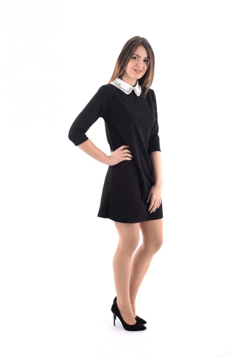 9a3fb93c1a3 Petites robe noir - Cinelle boutique vêtements tendances à petits prix