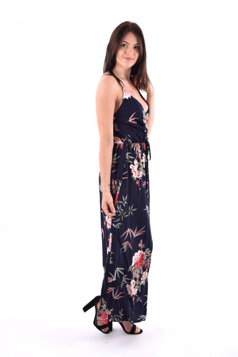 726a11263bd Robe longue à fleurs · Robe longue à fleurs ...