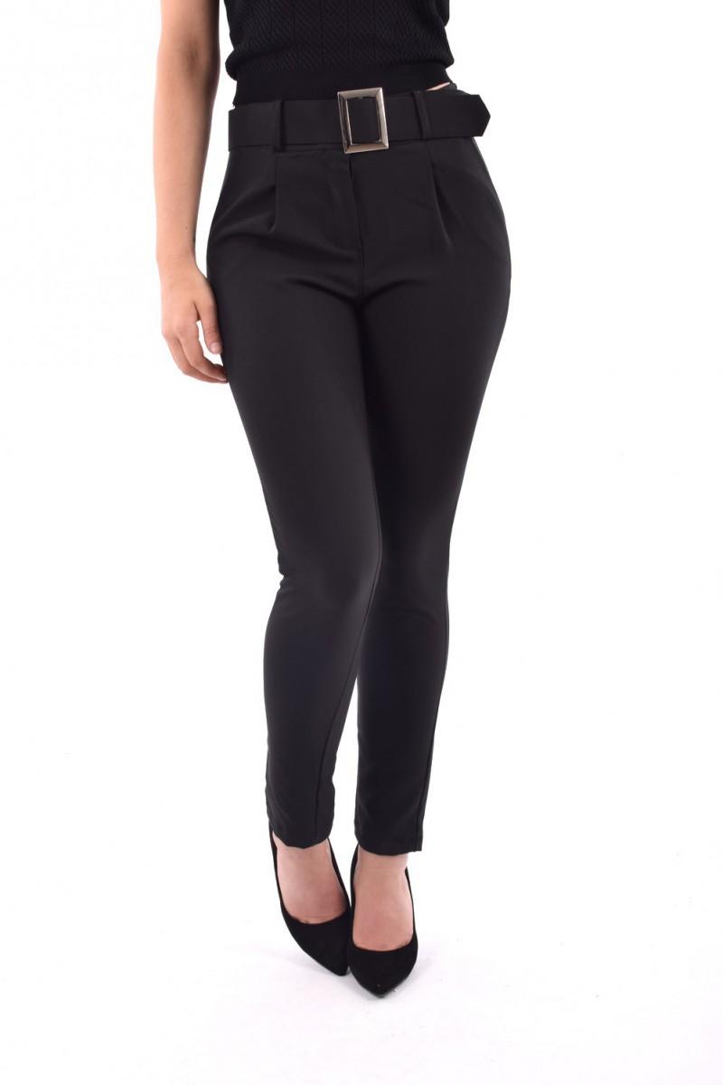 Pantalon coupe droite cinelle boutique site mode femme - Pantalon coupe droite femme ...