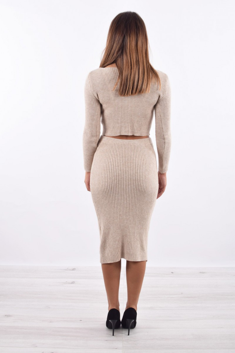 0d1831594aa Ensemble jupe laine pas cher - Cinelle boutique - vêtement tendance ...