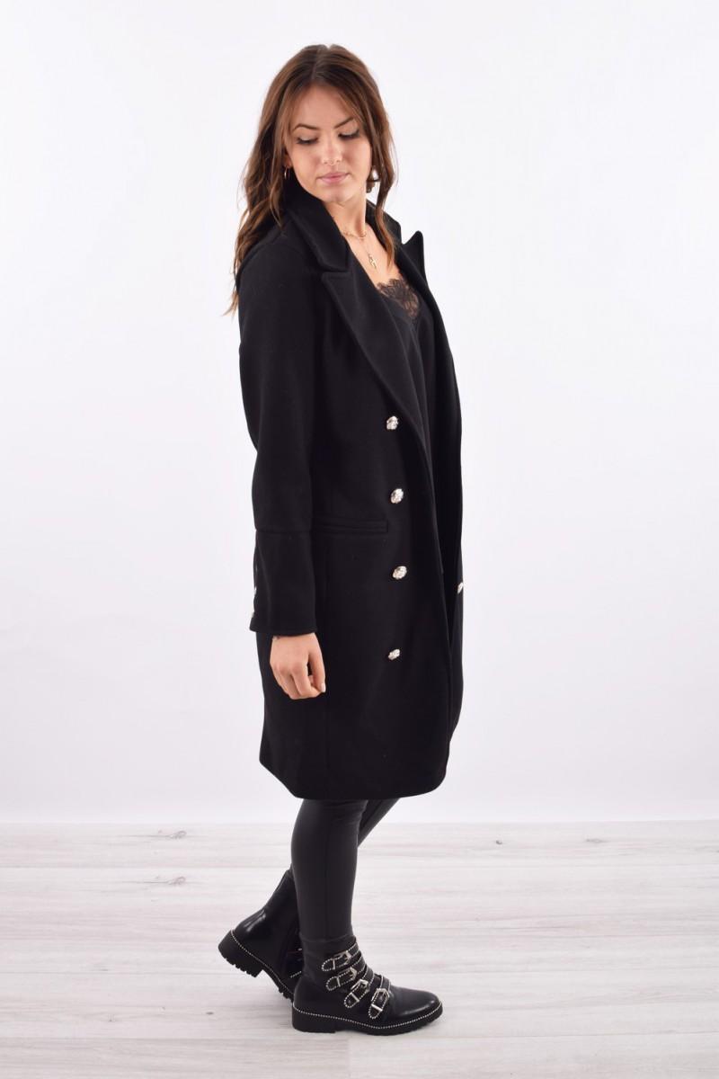 8b287fb6959 manteau long femme pas cher - Cinelle boutique - prêt à porter branché