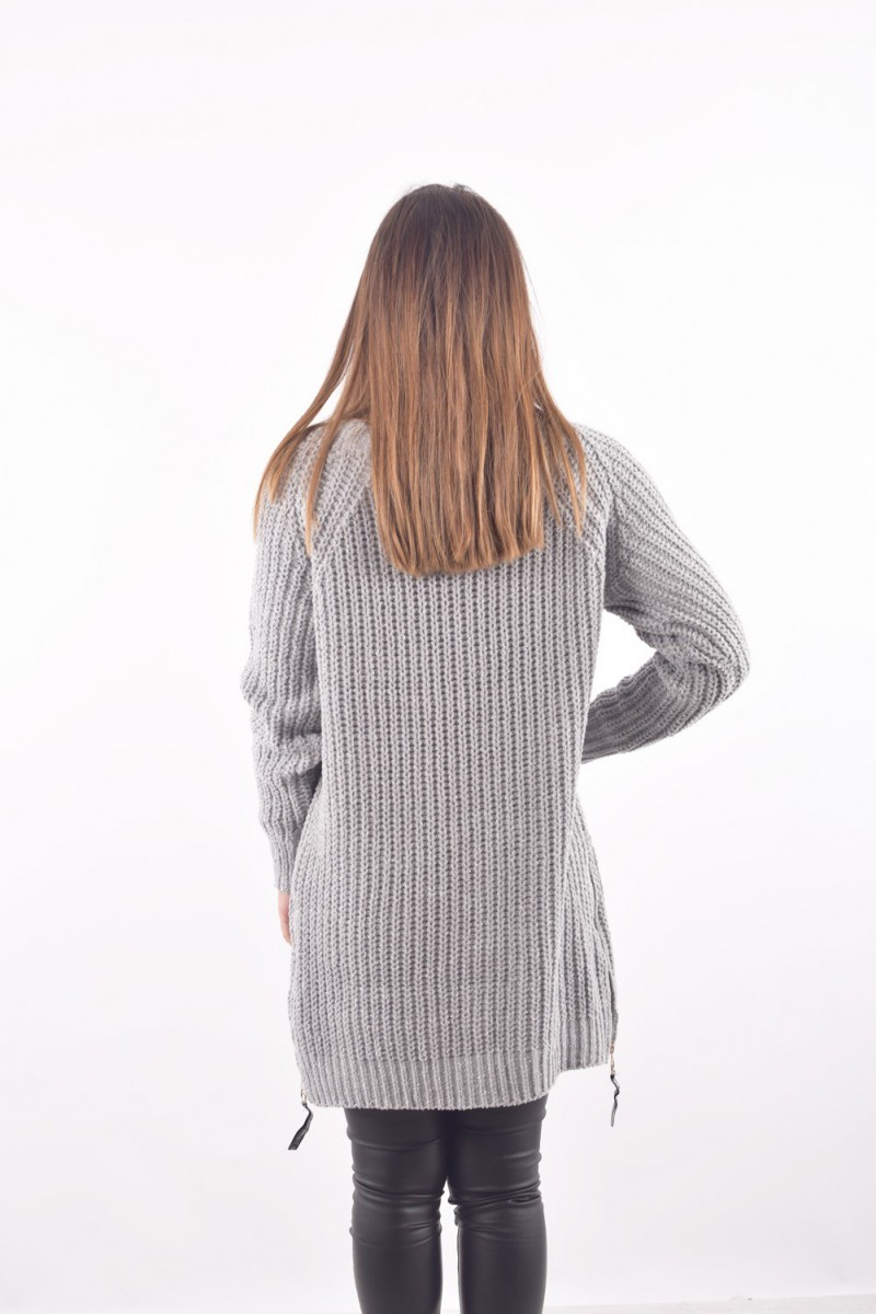 2fc6bbe77b2 Robe Pull à grosse maille - Cinelle Boutique