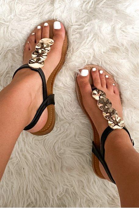 Sandales noire
