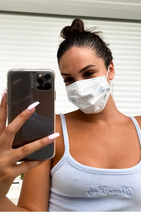 Boite de 50 masques type chirurgical
