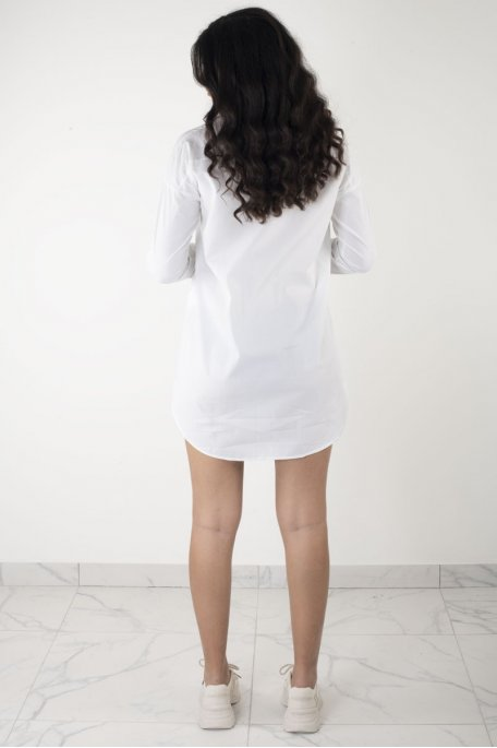 Chemise blanche WHAT EVER