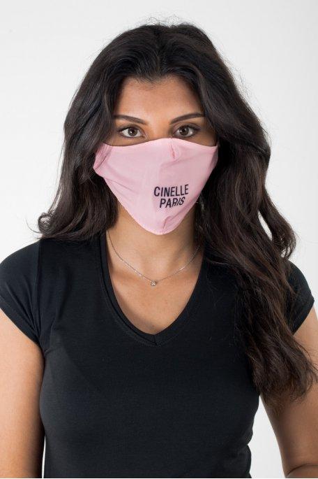 Masque Cinelle rose