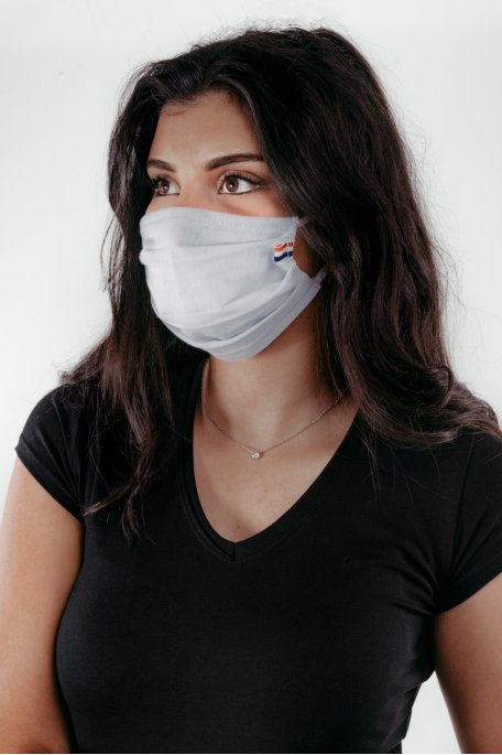 Masque blanc France