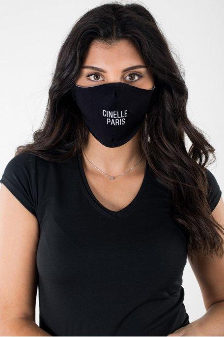 Masque Cinelle noir