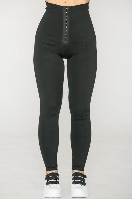 Legging corset noir