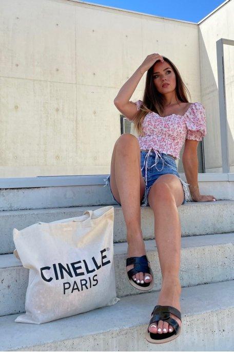 Tote Bag logo Cinelle Paris