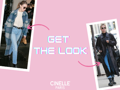 GET THE LOOK : Hailey Bieber, Gigi Hadid & Khloe Kardashian
